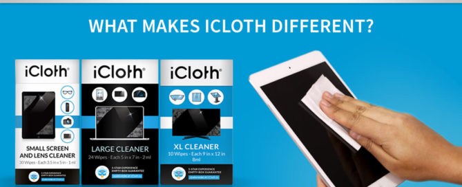 What makes iCloth Different?
