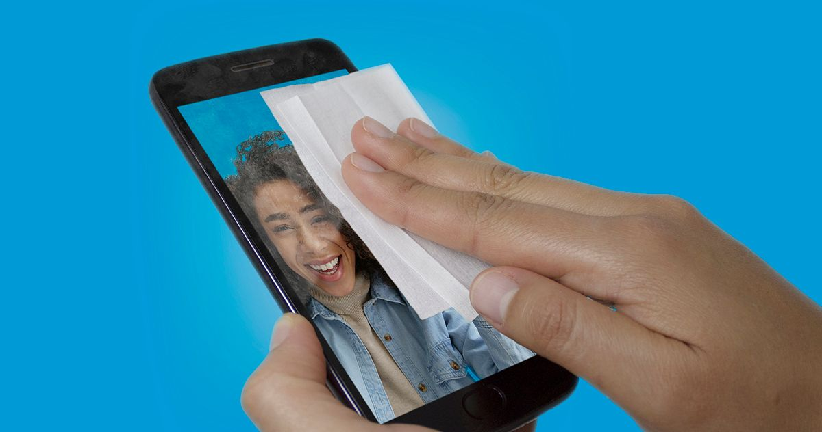 Cleaning Video Call