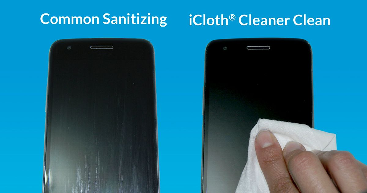 Sanitize vs Cleaner Clean